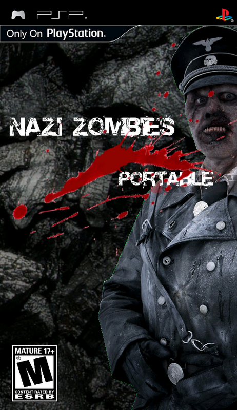 Call Of Duty Black Ops Nazi Zombies